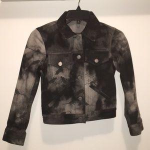 Marc Jacobs mouse denim jacket